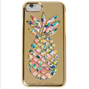 🍍Lilly Pulitzer iPhone cover🍍